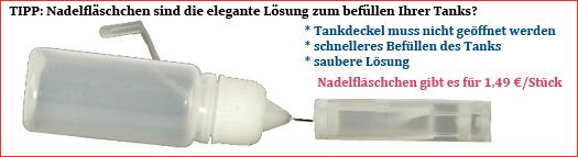 10ml Nadelflaschen