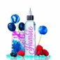 Preview: Humble Juice – BERRY BLOW DOE 120ml Liquid Himbeer- / Blaubeerbonbons