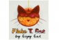 Mobile Preview: Copy Cat Flake T. Cat Aroma knackige Cornflakes mit Erdbeer- und Karamellsirup