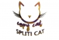 Preview: Copy Cat Spliti Cat Aroma leckeres Fruchteis verfeinert mit Vanille