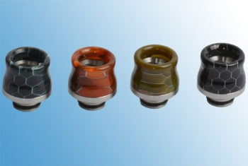 Snakeskin Resin Drip Tip for TFV8 Baby/510