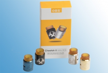 OBS Cheetah II Mini RDA Verdampfer