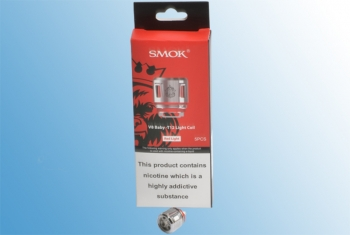 5 x Smok V8 Baby T12 Light Coil (1 Packung)