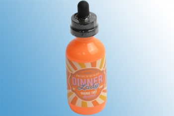 Orange Tart Dinner Lady 60ml Liquid Orangen Torte