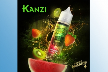 KANZI - Twelve Monkeys Liquid 60ml