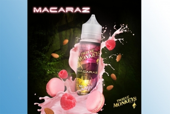 MACARAZ - Twelve Monkeys Liquid 60ml