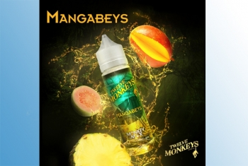 MANGABEYS - Twelve Monkeys Liquid 60ml