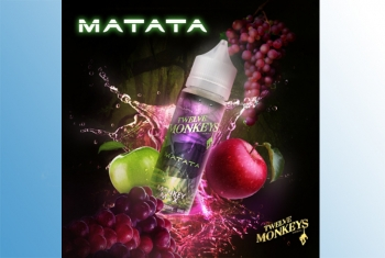 MATATA - Twelve Monkeys Liquid 60ml