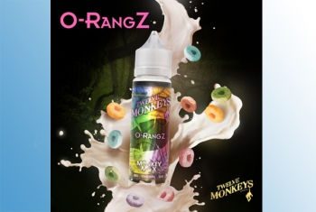 O-RANGZ - Twelve Monkeys Liquid 60ml