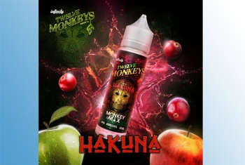 HAKUNA - Twelve Monkeys Liquid 60ml