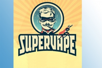 SuperVape Soda Menthe Aroma 10ml (Soda und Minze)