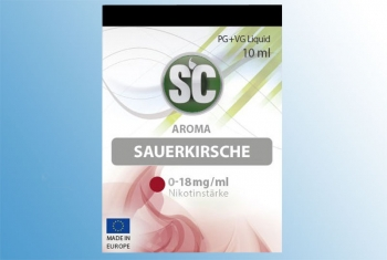 Sauerkirsche SC Liquid 10ml