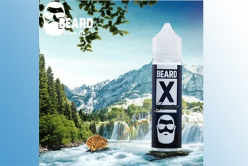 X-Series No. 00 - 60ml Beard Vape Liquid