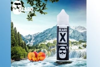 X-Series No. 71 - 60ml Beard Vape Liquid