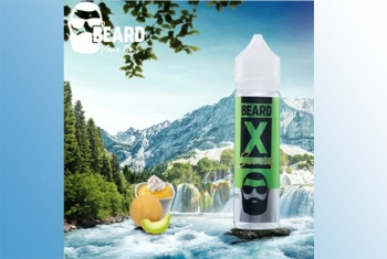 X-Series Green - 60ml Beard Vape Liquid