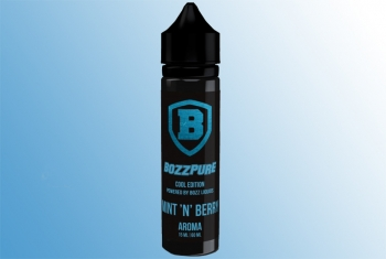 Mint'n Berry BozzPure Aromashot 15ml/60ml
