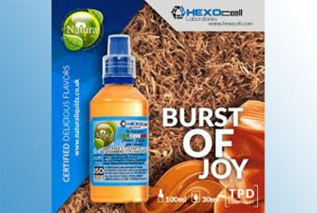 Burst of Joy – Hexocell Shake & Vape 30ml/60ml