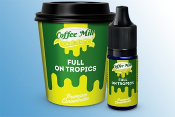 Full on Tropics - Coffee Mill Aroma