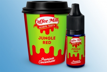 Jungle Red - Coffee Mill Aroma