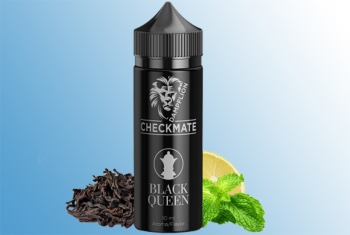 Black Queen Dampflion Checkmate 10ml Aroma