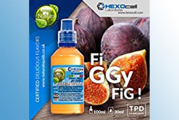 Figgy Fig! – Hexocell Shake & Vape 30ml/60ml