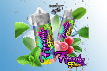 Cranberry Mojito Freaky Flava Liquid 60ml