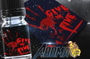 Give me FIVE Big Vape Aroma