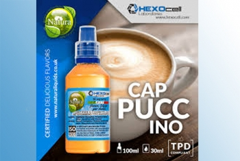 Cappuccino – Hexocell Liquid 30ml