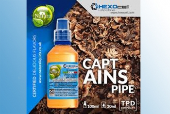 Captains Pipe – Hexocell Liquid 30ml