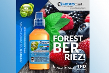 Forest Berriez – Hexocell Liquid 30ml