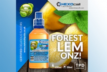 Forest Lemonz – Hexocell Liquid 30ml