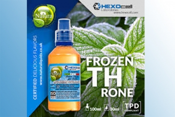Frozen Throne – Hexocell Liquid 30ml (geeiste Minze, Eisbonbon)