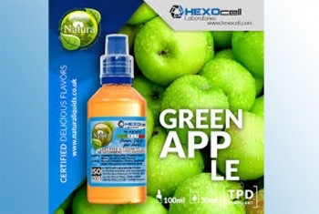 Green Apple – Hexocell Liquid 30ml