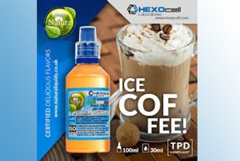 Ice Coffee – Hexocell Liquid 30ml