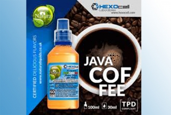 Java Coffee – Hexocell Liquid 30ml
