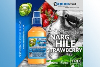 Narghile Strawberry – Hexocell Liquid 30ml
