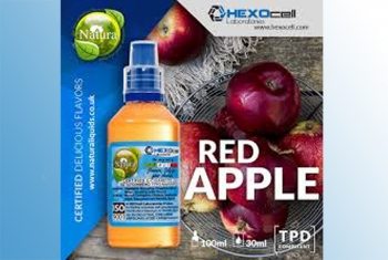 Red Apple – Hexocell Liquid 30ml