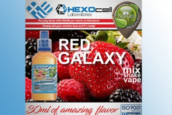 Red Galaxy – Hexocell Liquid 30ml