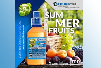 Summer Fruits Mix – Hexocell Liquid 30ml