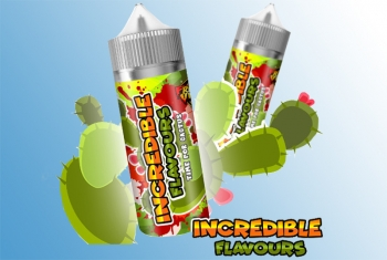 Cactus Incredible Flavours Liquid 60ml