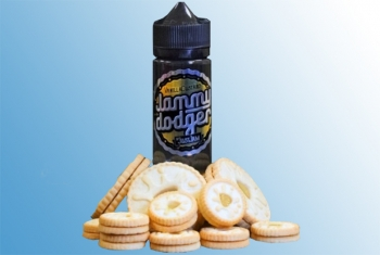 Jammy Dodger Vanilla Custard – Just Jam 100ml