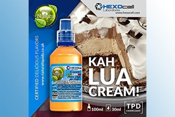 Kahlua Cream! – Hexocell Shake & Vape 30ml/100ml