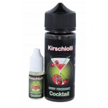 Kirschlolli Cherry Pomegranate Cocktail Aroma 10ml / 120ml