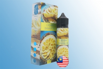 Creamy Banana Pie - La Cream Liquid 60ml