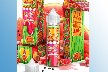 Watermelon - Mad Hatter 60ml Liquid