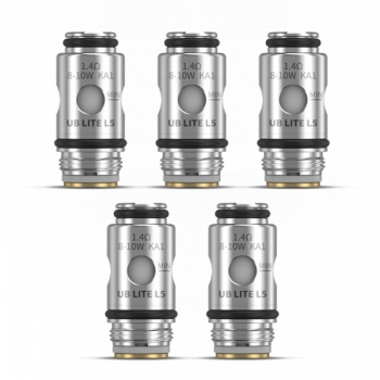 5 x Lost Vape UB Lite L5 1,4 Ohm (1 Packung)