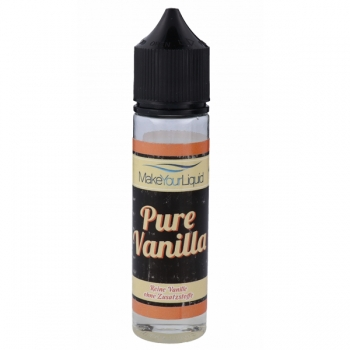 Pure Vanilla Make Your Liquid Aroma 20ml / 60ml