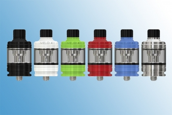 eLeaf Melo 4 Verdampfer 25mm
