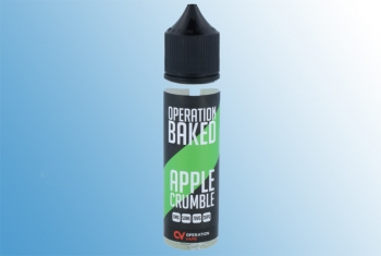Apple Crumble - Operation Baked Liquid 60ml