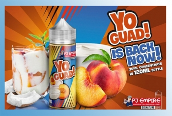 Yo Guad! PJ Empire Shake & Vape 30ml / 120ml